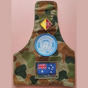 Custom UN brassard