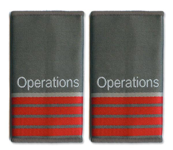 Jacket epaulettes operations Featured Image