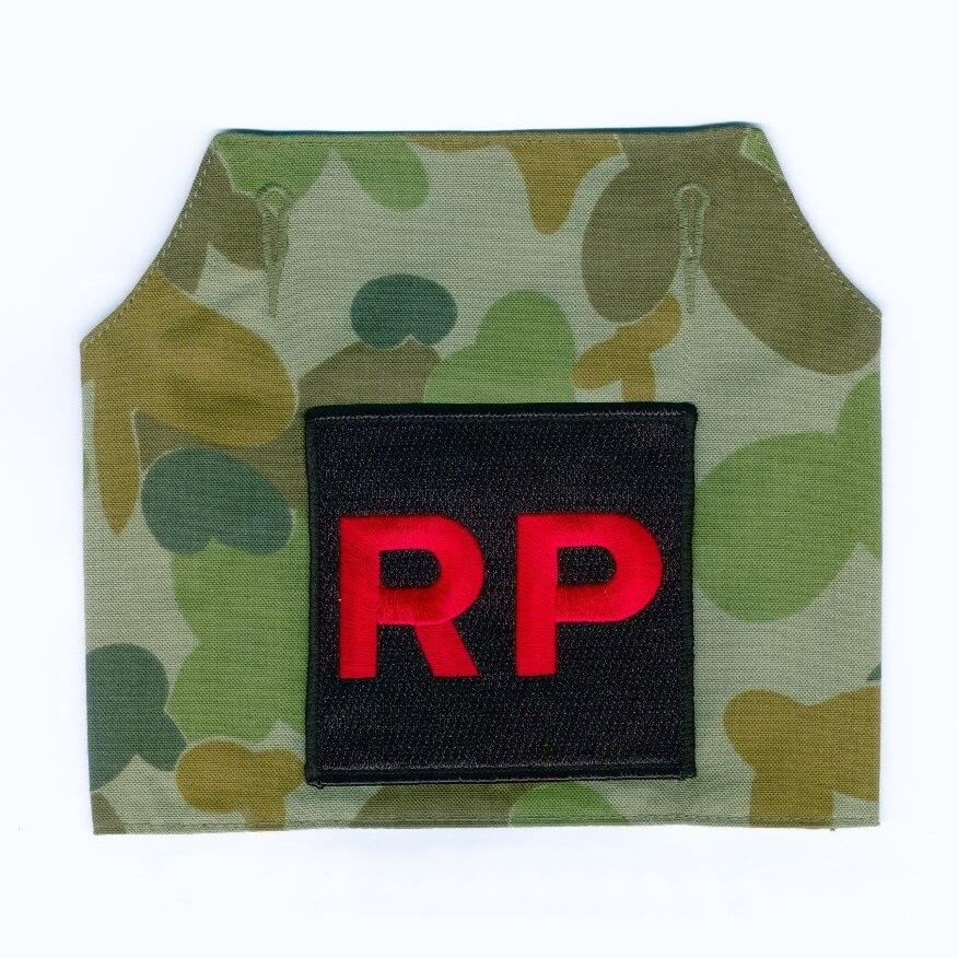 Regimental Police brassard